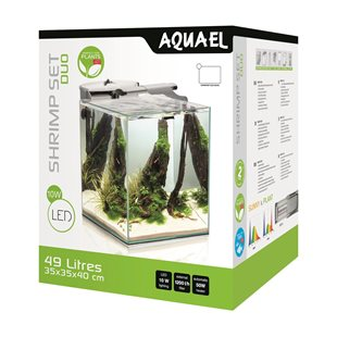 Aquael Fish & Shrimp Duo - 49 liter